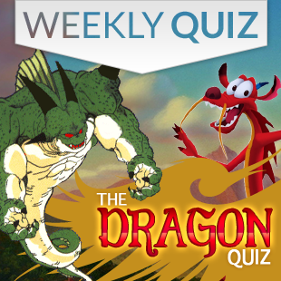The Dragon Quiz 3x1