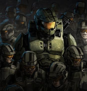 Halo 3 Concept Art