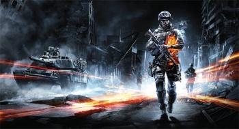 Battlefield 3 Art