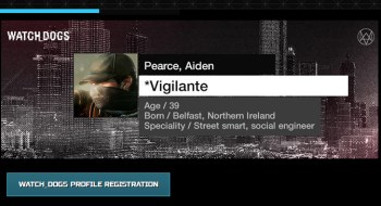 Watch Dogs profile contest