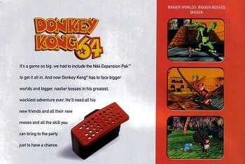Donkey Kong 64 Was Almost Derailed By Game Crashing Bug