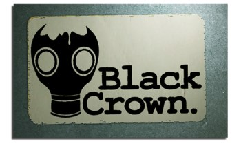 Black Crown logo