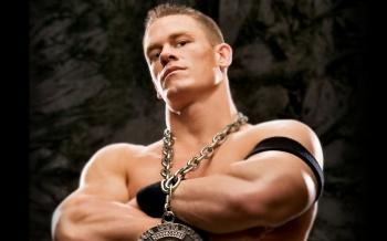 John Cena promo shot