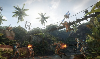 Crysis 3 The Lost Island DLC screenshot