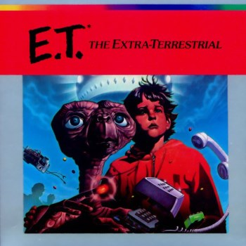 E.T.: The Extra-Terrestrial box art