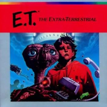 E.T.: The Extra-Terrestrial box art