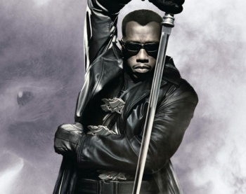 Blade movie promo image
