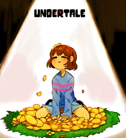 undertale art