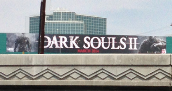 Dark Souls II Billboard