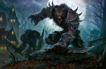 World of Warcraft Cataclysm key art