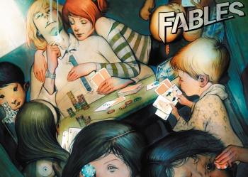 Fables promo artwork