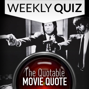 Movie Quote Quiz 3x3