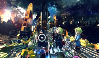 LEGO Marvel Super Heroes screen 10