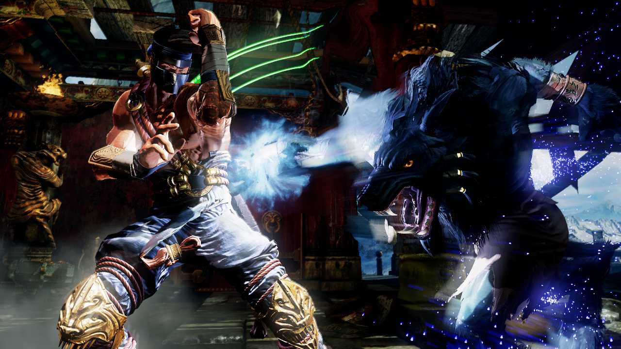 Killer Instinct - Sabrewulf vs Jago