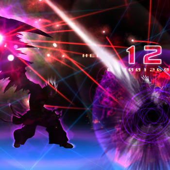BlazBlue - Astral Heat attack