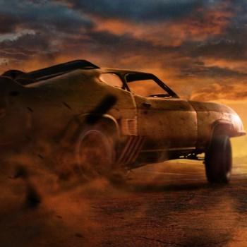 Mad Max concept art