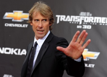 Michael Bay (Transformers red carpet)