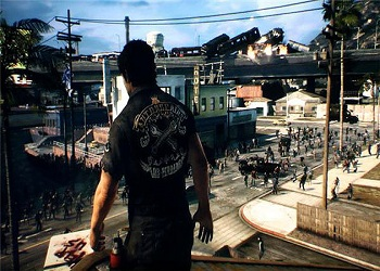 Dead Rising 3 Screen