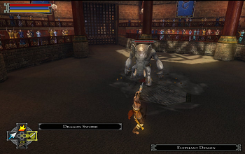 Jade Empire Screen