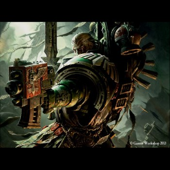 Warhammer 40,000: Eternal Crusade concept art