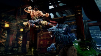 Killer Instinct (Xbox One, pre-release screenshot)
