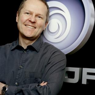 Yves Guillemot Ubisoft CEO