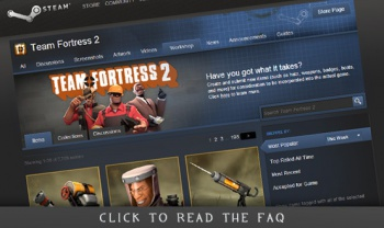 Team Fortress 2 Workshop