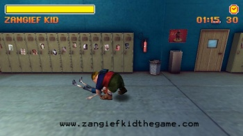 fight back against bullies in zangief kid the game the escapist