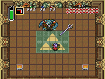 Miyamoto States Interest in A Link to the Past 3DS Remake
