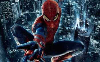 Amazing Spider-Man promotional image