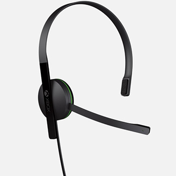 Xbox One headset image