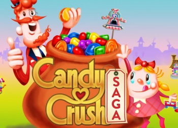 Candy Crush Saga artwork