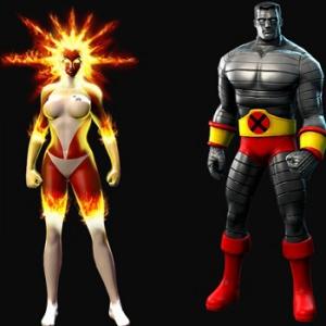 marvel heroes new costume