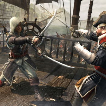 Assassins Creed IV screen