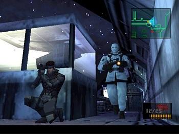 Metal Gear Solid Screen