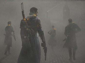 The Order 1886 panorama