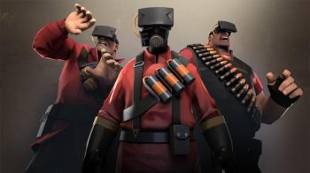 Team Fortress 2 Oculus Rift Image