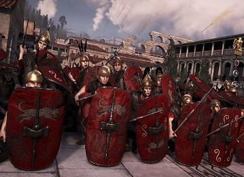 Rome 2 Phalanx