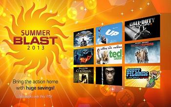 Summer Blast 2013 Sale