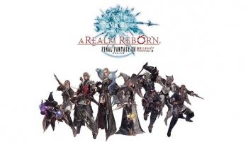 Final Fantasy XIV A Realm Reborn Promo Image