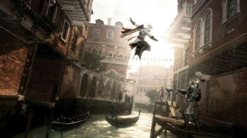 Assassins Creed II promo image