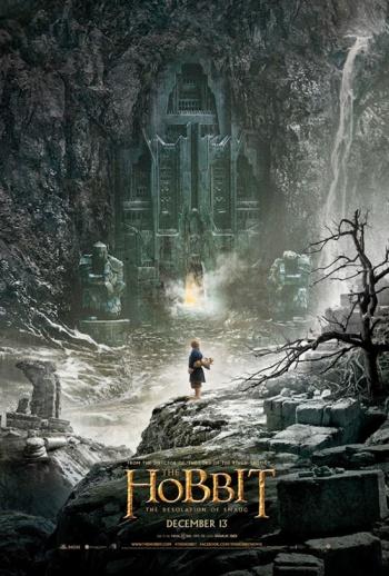 hobbit part 2 poster