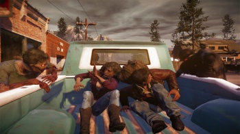 State of Decay Truck Bed Screenshot