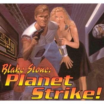 Blake Stone: Planet Strike cover image