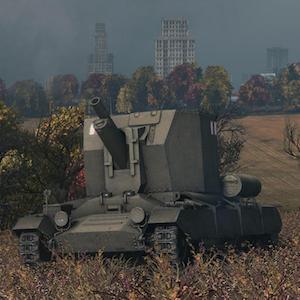 World of Tanks 8.7