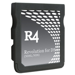 R4 Flash cart