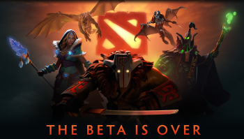 Dota 2 beta over