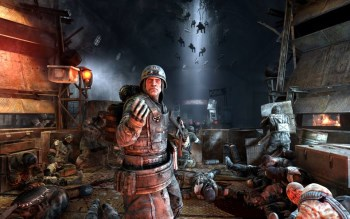 Metro: Last Light Faction Pack screen