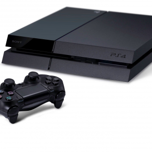 PlayStation 4 look reveal
