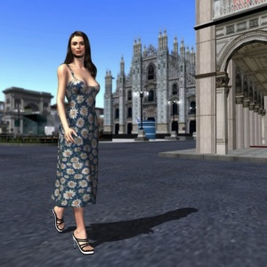 Second Life Milan